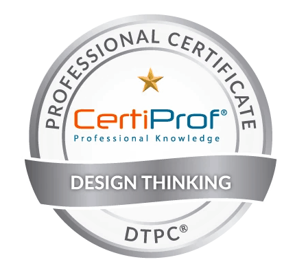 Certification Design Thinking